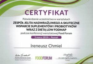 Zespół Jelita Nadwrażliwego a skuteczne wsparcie suplementów i probiotyków wraz z dietą fodmap