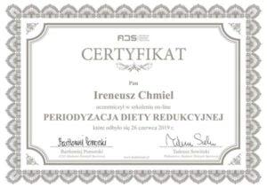 periodyzacja diety redukcyjnej