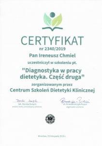 Diagnostyka w pracy dietetyka cz. 2